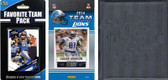 NFL Detroit Lions Licensed 2014 Score Team Set and Favorite Player Trading Card Pack Plus Storage Album