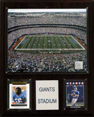 "NFL 12""x15"" Giants Stadium Stadium Plaque"