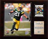 "NFL 12""x15"" Charles Woodson Green Bay Packers Player Plaque"