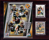 "NFL 12""x15"" Green Bay Packers 2014 Team Plaque"