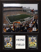"NFL 12""x15"" Heinz Field Stadium Plaque"