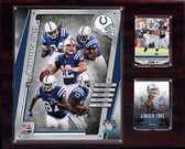 "NFL 12""x15"" Indianapolis Colts 2014 Team Plaque"