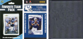 NFL Indianapolis Colts Licensed 2010 Score Team Set and Favorite Player Trading Card Pack Plus Storage Album