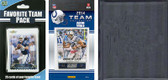 NFL Indianapolis Colts Licensed 2014 Score Team Set and Favorite Player Trading Card Pack Plus Storage Album