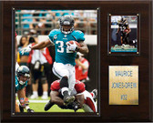 "NFL 12""x15"" Maurice Jones-Drew Jacksonville Jaguars Player Plaque"