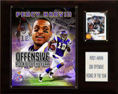 "NFL 12""x15"" Percy Harvin Rookie of the Year Minnesota Vikings Player Plaque"
