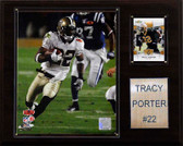 "NFL 12""x15"" Tracy Porter New Orleans Saints Player Plaque"