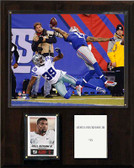 "NFL 12""x15"" Odell Beckham Jr. New York Giants ""The Catch"" Player Plaque"