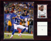 "NFL 12""x15"" Odell Beckham Jr. New York Giants Player Plaque"