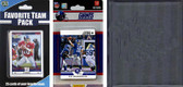 NFL New York Giants Licensed 2012 Score Team Set and Favorite Player Trading Card Pack Plus Storage Album
