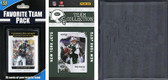 NFL New York Jets Licensed 2010 Score Team Set and Favorite Player Trading Card Pack Plus Storage Album