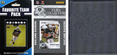 NFL Oakland Raiders Licensed 2010 Score Team Set and Favorite Player Trading Card Pack Plus Storage Album