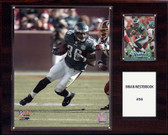 "NFL 12""x15"" Brian Westbrook Philadelphia Eagles Player Plaque"