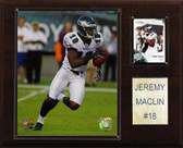 "NFL 12""x15"" Jeremy Maclin Philadelphia Eagles Player Plaque"