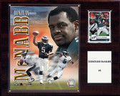 "NFL 12""x15"" Donovan McNabb Philadelphia Eagles Player Plaque"