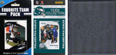NFL Philadelphia Eagles Licensed 2010 Score Team Set and Favorite Player Trading Card Pack Plus Storage Album