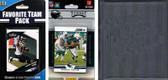NFL Philadelphia Eagles Licensed 2012 Score Team Set and Favorite Player Trading Card Pack Plus Storage Album