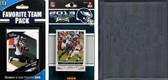NFL Philadelphia Eagles Licensed 2013 Score Team Set and Favorite Player Trading Card Pack Plus Storage Album