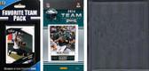 NFL Philadelphia Eagles Licensed 2014 Score Team Set and Favorite Player Trading Card Pack Plus Storage Album