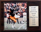 "NFL 12""x15"" Jack Lambert Pittsburgh Steelers Career Stat Plaque"