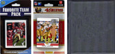 NFL San Francisco 49ers Licensed 2012 Score Team Set and Favorite Player Trading Card Pack Plus Storage Album