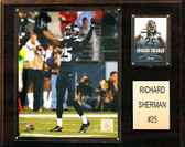 "NFL 12""x15"" Roger Sherman Seattle Seahawks Player Plaque"