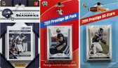 NFL Seattle Seahawks Licensed 2011 Score Team Set With Twelve Card 2011 Prestige All-Star and Quarterback Set