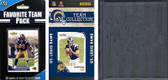 NFL St. Louis Rams Licensed 2010 Score Team Set and Favorite Player Trading Card Pack Plus Storage Album