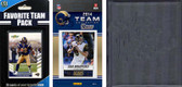 NFL St. Louis Rams Licensed 2014 Score Team Set and Favorite Player Trading Card Pack Plus Storage Album
