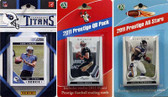 NFL Tennessee Titans Licensed 2011 Score Team Set With Twelve Card 2011 Prestige All-Star and Quarterback Set
