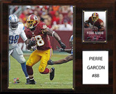"NFL 12""x15"" Pierre Garcon Washington Redskins Player Plaque"