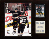 "NHL 12""x15"" Teemu Selanne Anaheim Ducks 600th Goal Plaque"