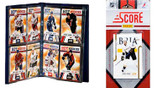 NHL Anaheim Ducks Licensed 2011 Score Team Set and Storage Album