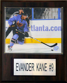 "NHL 12""x15"" Evander Kane Atlanta Thrashers Player Plaque"