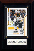 "NHL 4""x6"" Zdeno Chara Boston Bruins Player Plaque"