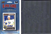 NHL Buffalo Sabres 2014 O-Pee-Chee Team Set and a storage album