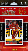 NHL Calgary Flames 2013 Score Team Set