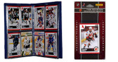 NHL Calgary Flames Licensed 2010 Score Team Set and Storage Album