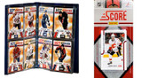 NHL Calgary Flames Licensed 2011 Score Team Set and Storage Album