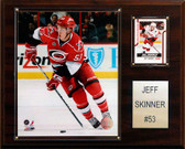 "NHL 12""x15"" Jeff Skinner Carolina Hurricanes Player Plaque"