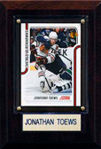 "NHL 4""x6"" Jonathan Toews Chicago Blackhawks Player Plaque"