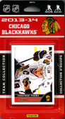NHL Chicago Blackhawks 2013 Score Team Set