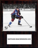 "NHL 12""x15"" Nathan MacKinnon Colorado Avalanche Player Plaque"