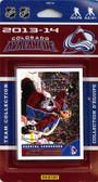NHL Colorado Avalanche 2013 Score Team Set