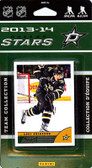 NHL Dallas Stars 2013 Score Team Set