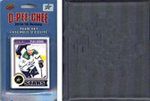 NHL Dallas Stars 2014 O-Pee-Chee Team Set and a storage album