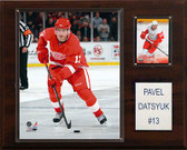 "NHL 12""x15"" Pavel Datsyuk Detroit Red Wings Player Plaque"