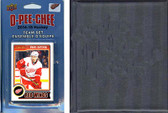 NHL Detroit Red Wings 2014 O-Pee-Chee Team Set and a storage album