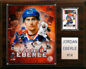 "NHL 12""x15"" Jordan Eberle Edmonton Oilers Player Plaque"