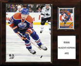 "NHL 12""x15"" Ryan Nugent-Hopkins Edmonton Oilers Player Plaque"
